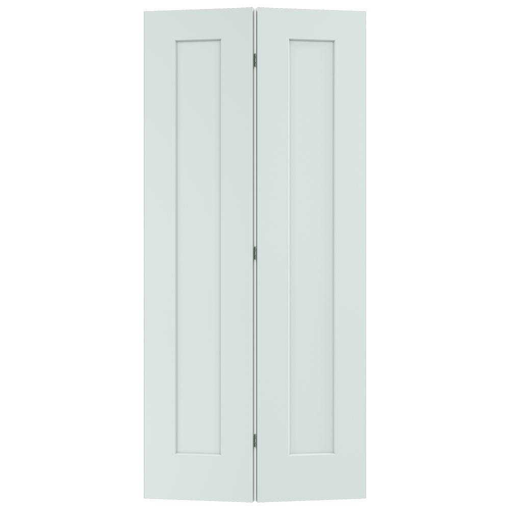 Jeld Wen 36 In X 80 In Madison Light Gray Painted Smooth