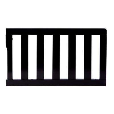 Universal Black Toddler Rail (1-Pack)