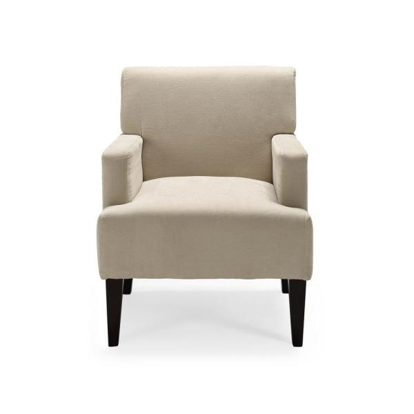 undefined Tux Ivory Accent Chair