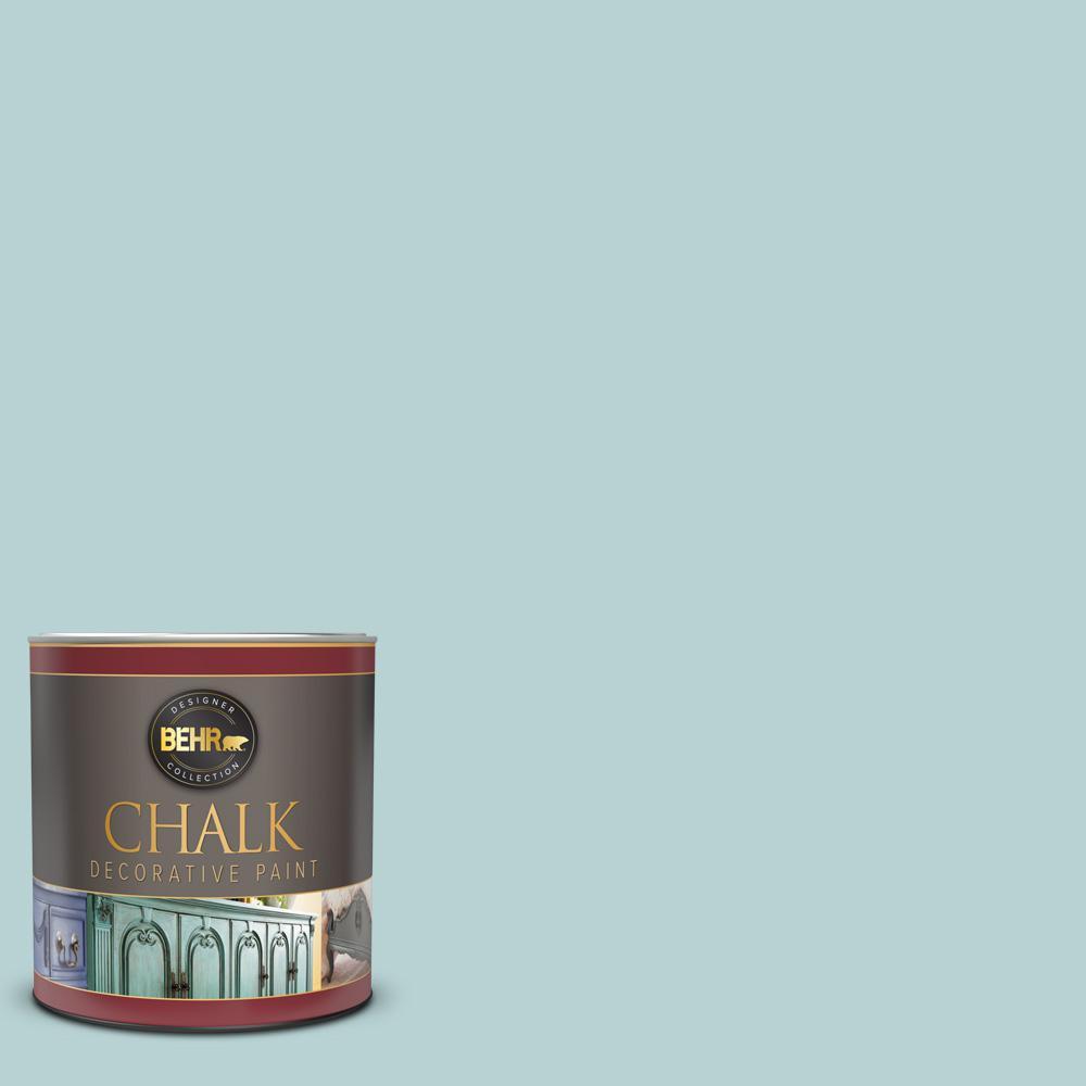 1 qt. #S440-2 Malaysian Mist Interior Chalk Decorative Paint