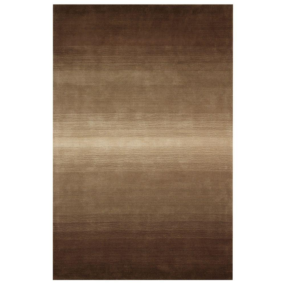 Home Decorators Collection Royal Brown 3 Ft X 5 Ft Area Rug