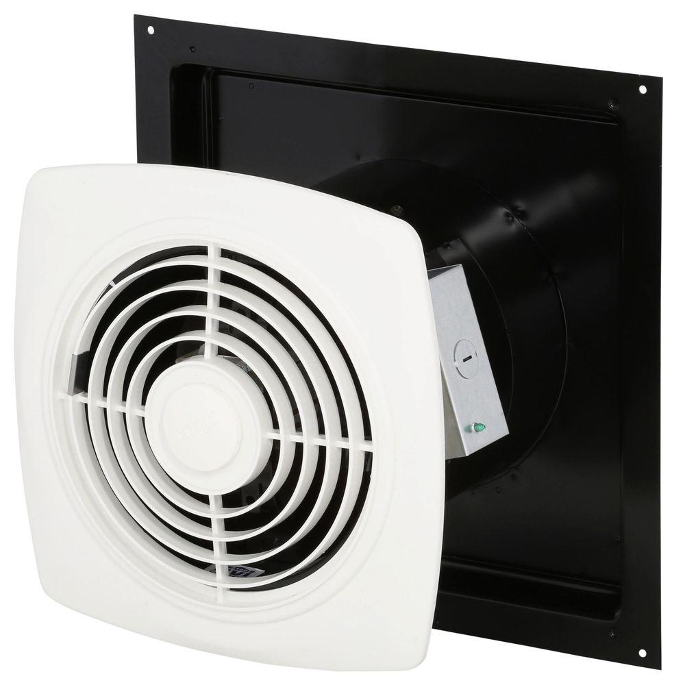 Kitchen Exhaust Fans: Broan 250 CFM Wall Chain-Operated Exhaust Fan-507