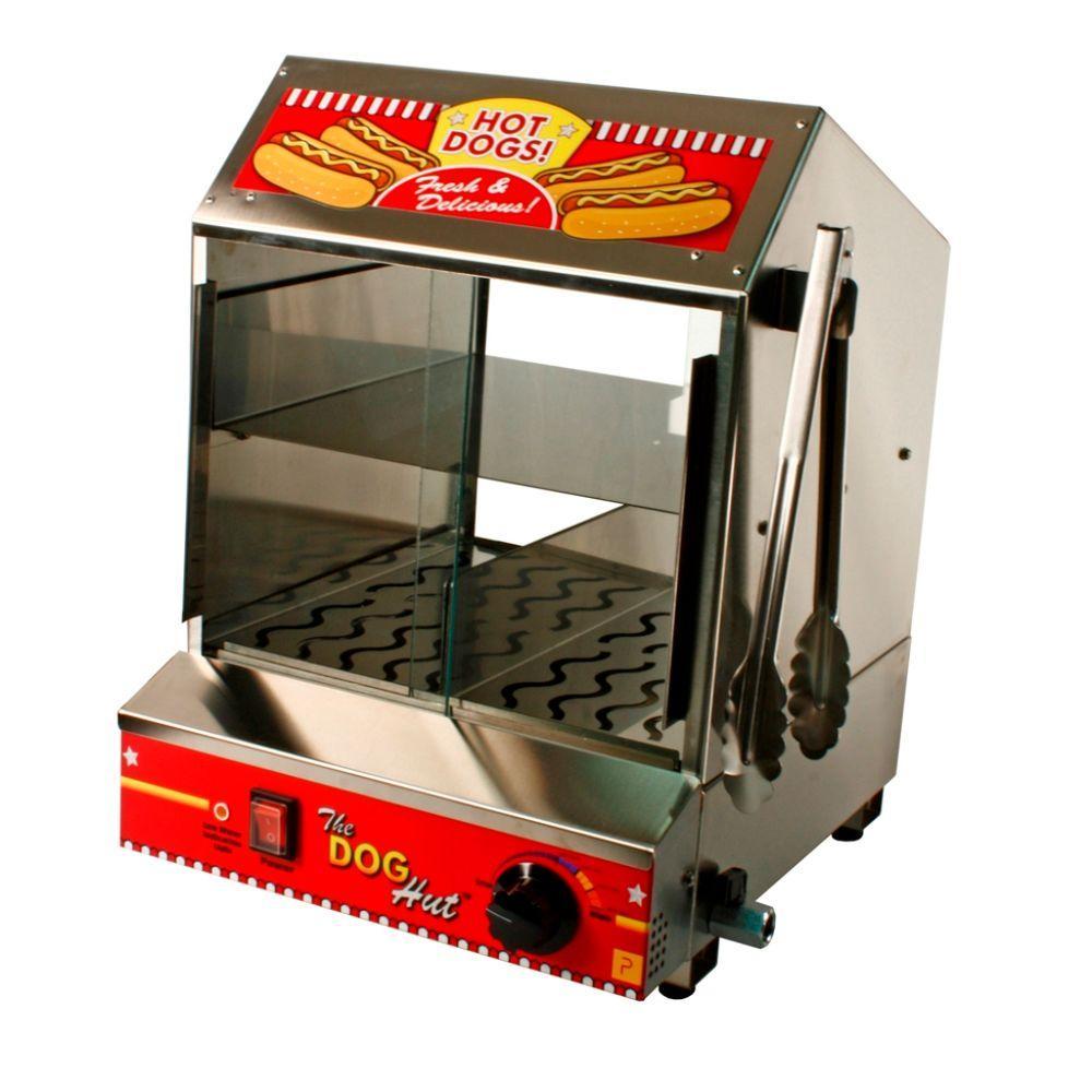 paragon hot dog steamer 8020 the home depot. Black Bedroom Furniture Sets. Home Design Ideas