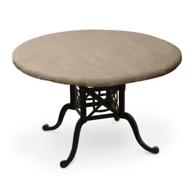 48 in. Dia Round Table Top Cover