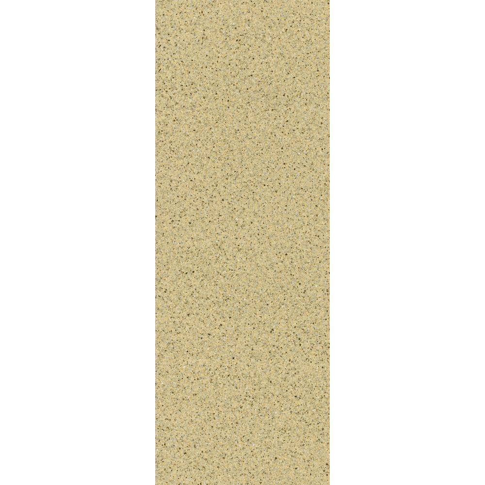 TrafficMASTER Allure Commercial 12 in. x 36 in. Terrazzo Yellow Vinyl Tile Flooring (24 sq. ft. / case)