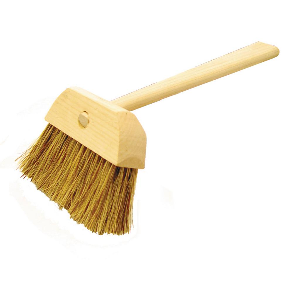 Bon Tool 6-1/4 in. x 2 in. Heavy Duty Acid Brush with Tampico and Palmyra Bristles
