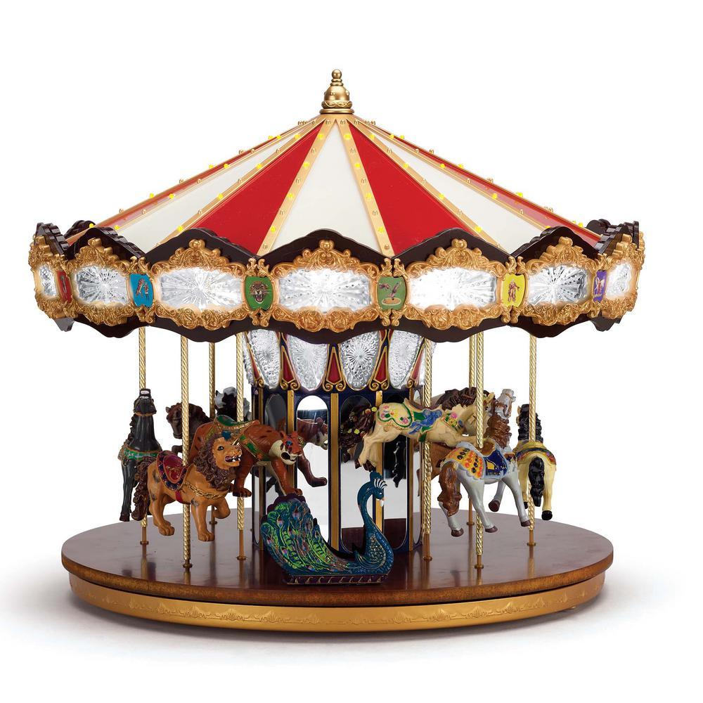 16 in. Grand Jubilee Carousel