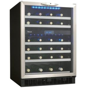 Danby Silhouette 51-Bottle Built-In Wine Cooler by Danby