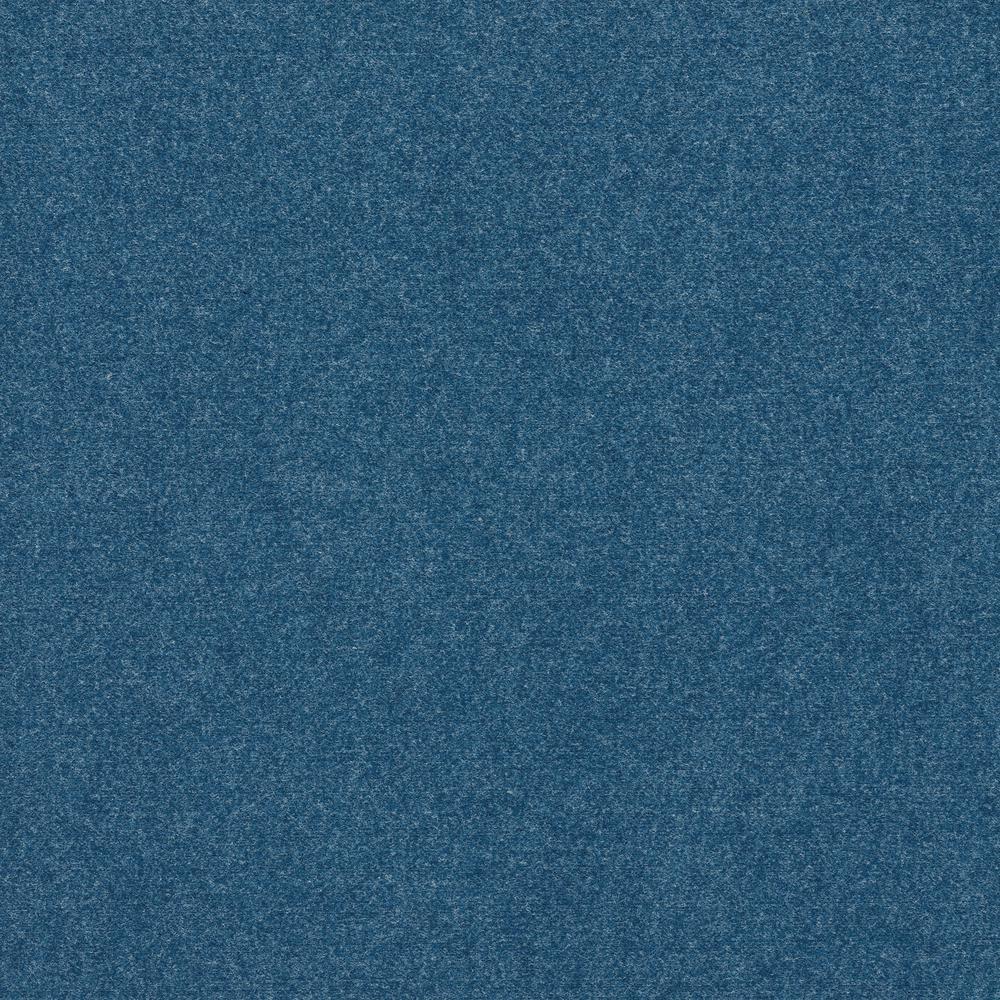 Foss Premium Self-Stick Color Accents Matisse 24 in. x 24 in. Indoor/Outdoor Carpet Tile (8 Tiles/32 sq. ft./case)