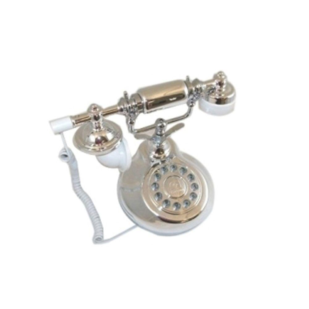 Emerson Classic Chrome Corded Telephone-DISCONTINUED