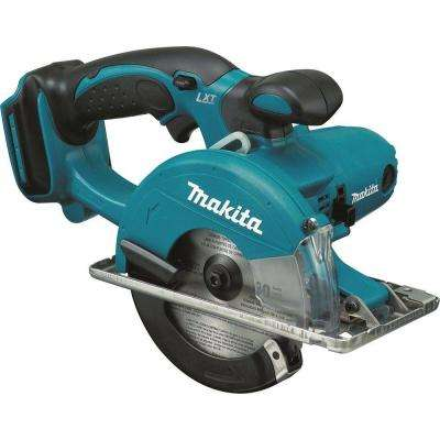 18-Volt LXT Lithium-Ion 5-3/8 in. Cordless Metal Cutting Saw (Tool-Only)