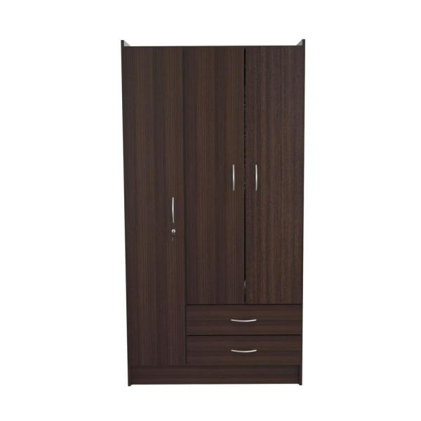 Inval Espresso-Wengue Armoire AM-B223