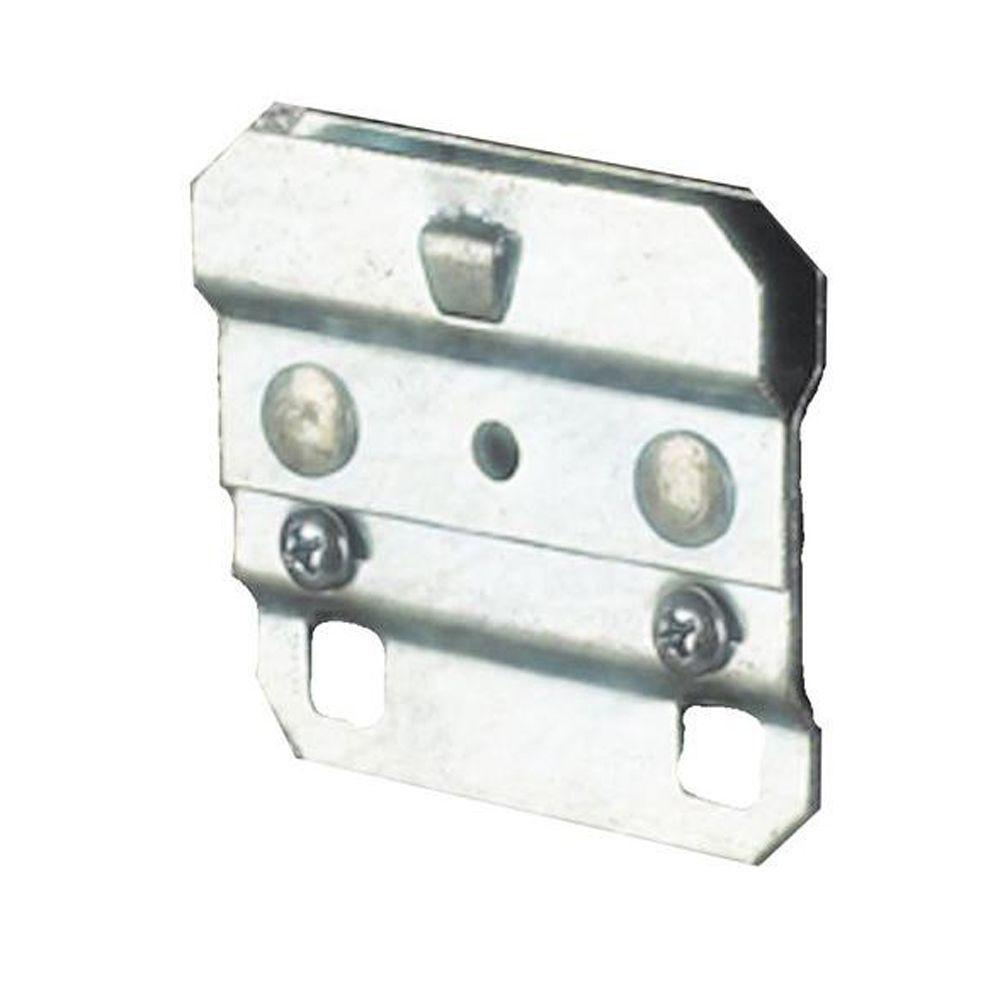 Triton Zinc Plated Steel BinClip for LocBoard (5-Pack)
