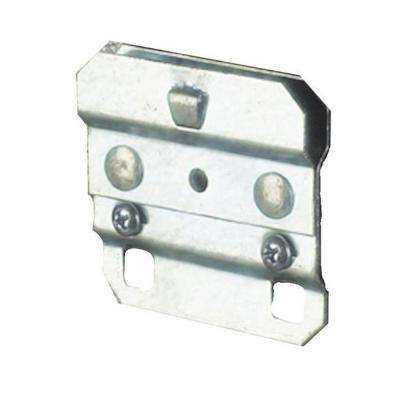 Zinc Plated Steel BinClip for LocBoard (5-Pack)