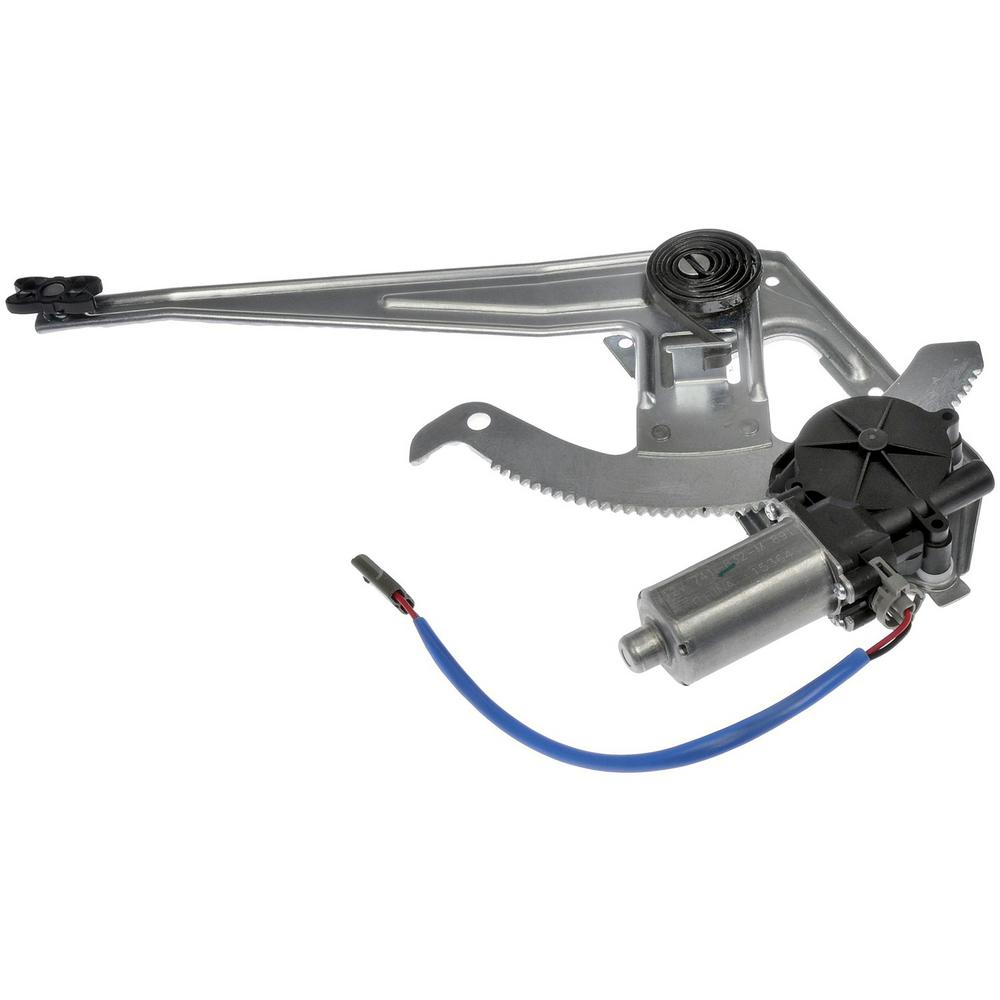 Power Window Motor and Regulator Assembly-Window Lift Motor Front Right Dorman Auto Parts and Vehicles