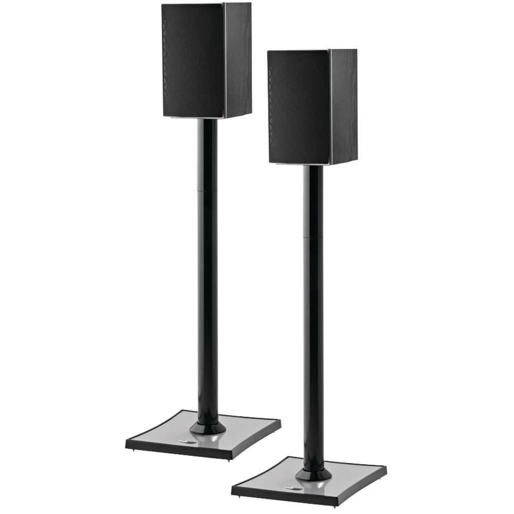 Gemini Audiophile Bookshelf Speaker Stands (2-Pack)