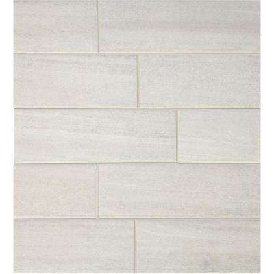 Modern Renewal Parchment 4-1/4 in. x 12 in. Glazed Ceramic Wall Tile (10.64 sq. ft. / case)