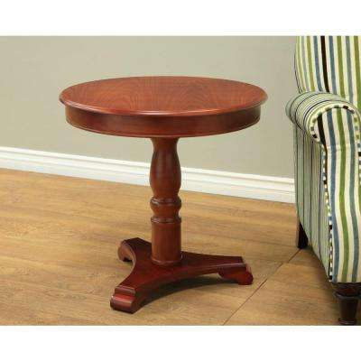 Classica Walnut End Table