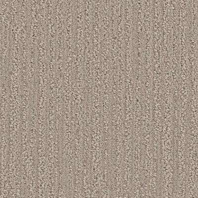 Carpet Sample - North View - Color Elm Creek Pattern 8 in. x 8 in.
