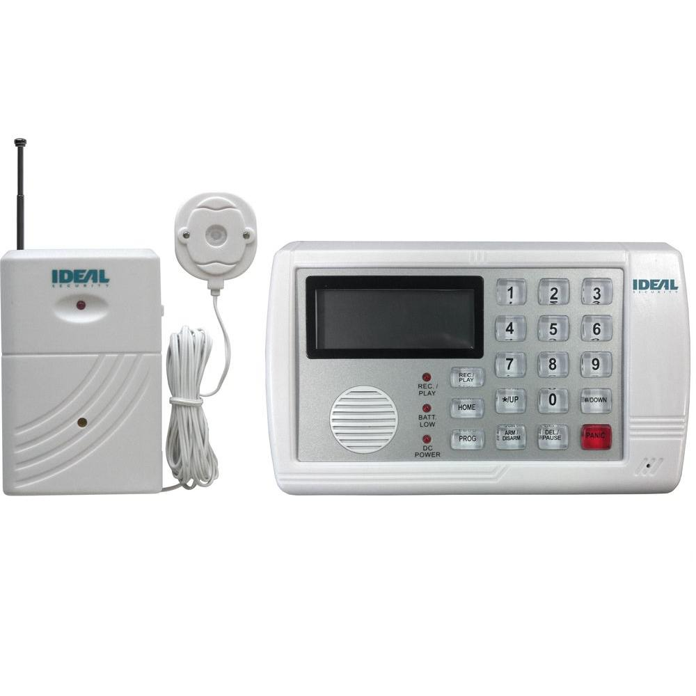 Ideal Security Wireless Water Alarm System with Auto-Dialer