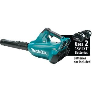 Makita 120 MPH 473 CFM 18-Volt X2 (36-Volt) LXT Lithium-Ion Brushless Cordless Leaf Blower (Tool-Only) by Makita