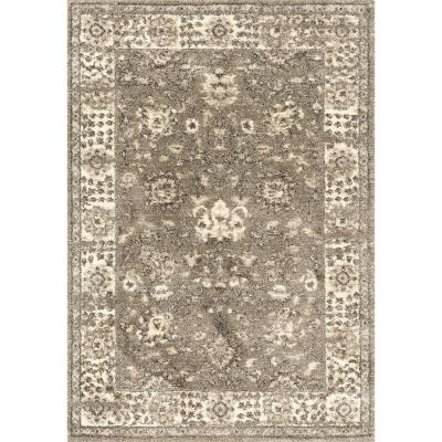 Serenity Dream Grey 5 ft. 3 in. x 7 ft. 2 in. Area Rug