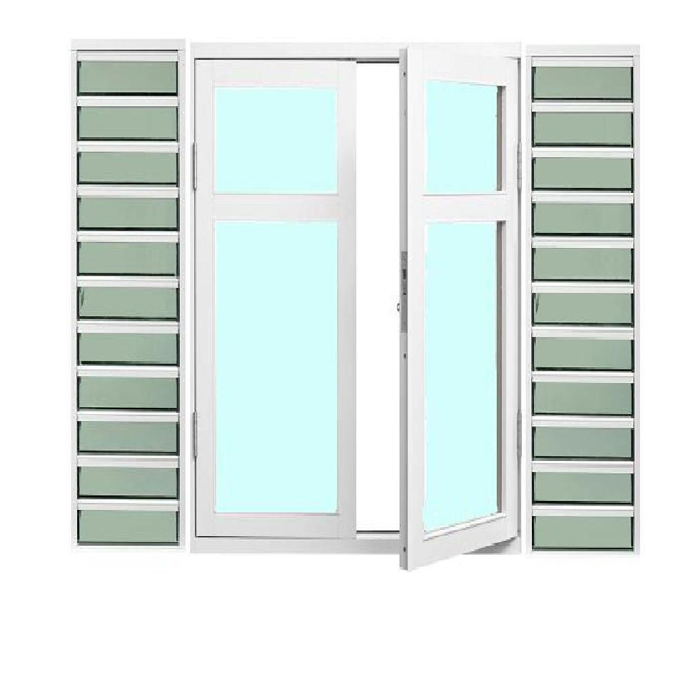 Air Master Windows And Doors 60 In X 46 563 Awning Aluminum Window