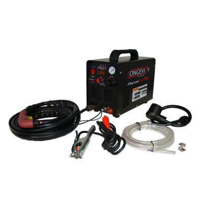 Forcecut 40D Plasma Cutter with Pilot Arc Technology