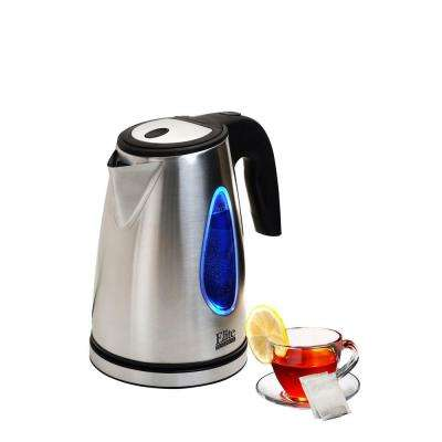Platinum 7-Cup Cordless Electric Kettle