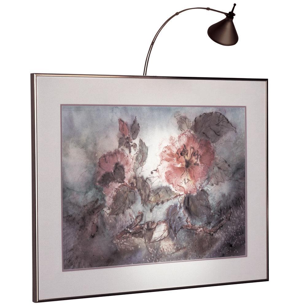 1-Light Oil-Brushed Bronze Picture Light