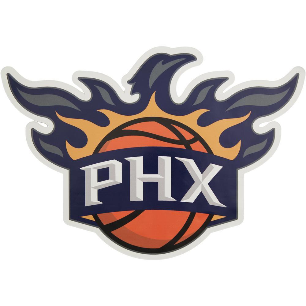 NBA Phoenix Suns Outdoor Logo Graphic- Small