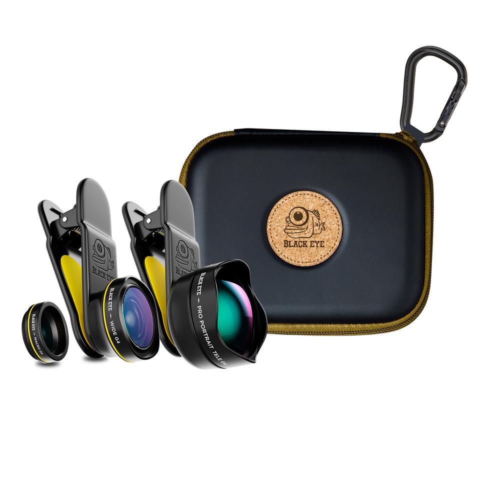 Lens Wide G4 and Macro G4 Smartphone Camera Lenses Travel Kit