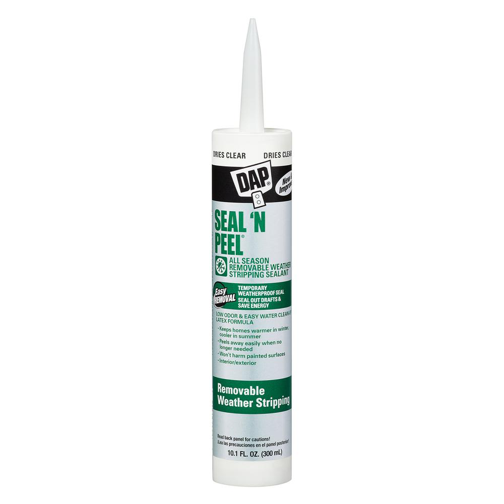 Ge Silicone 2 10 1 Oz Clear Window And Door Caulk Ge5000