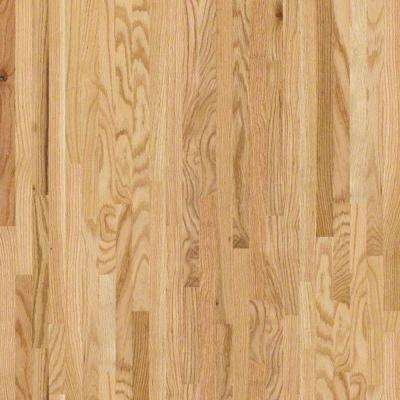 Take Home Sample - Woodale II Rustic Natural Solid Hardwood Flooring - 2-1/4 in. x 8 in.