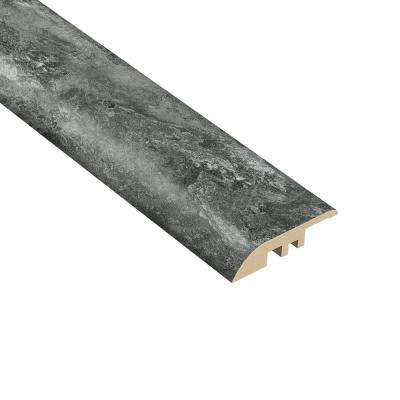 Peppertree 7/16 in. Thick x 1-5/16 in. Wide x 94 in. Length Vinyl Multi-Purpose Reducer Molding