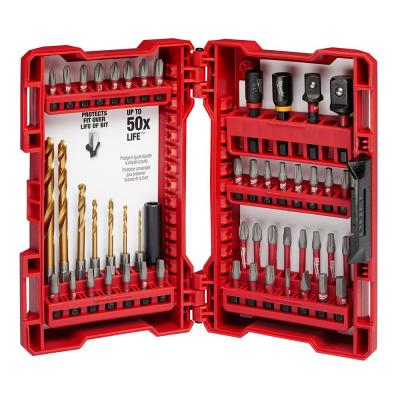SHOCKWAVE IMPACT DUTY Drill and Driver Bit Set (50-Piece)