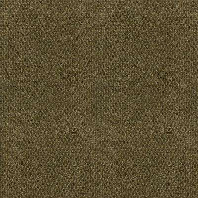 Bark Hobnail Texture 18 in. x 18 in. Carpet Tiles (16 Tiles/ Case)