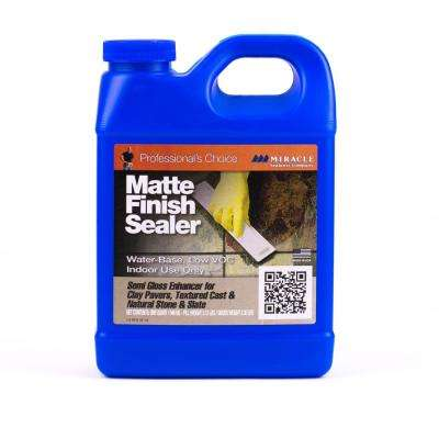 32 oz. Matte Finish Sealer Color Enhancer