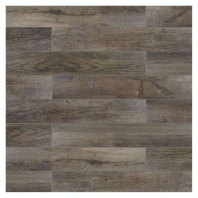 Montagna Rockwood 6 in. x 36 in. Glazed Porcelain Floor and Wall Tile (14.50 sq. ft. / case)