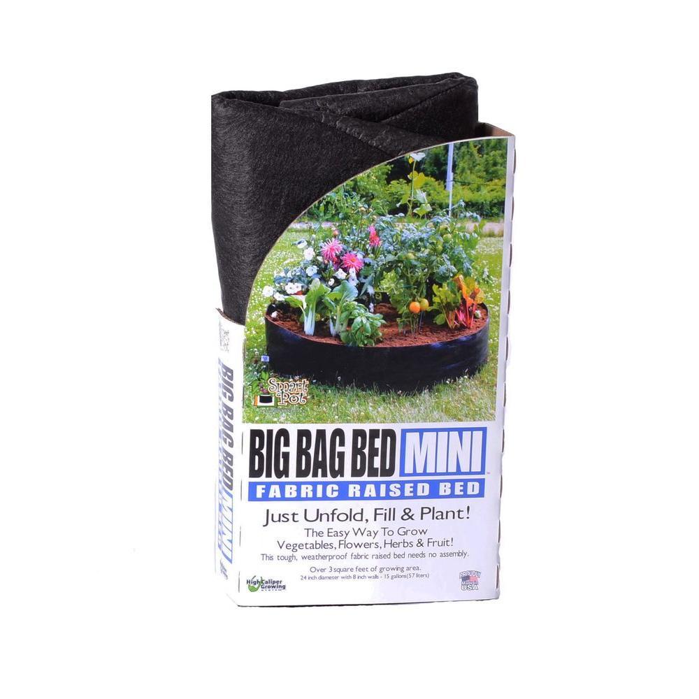 Mini Fabric Raised Garden Bed