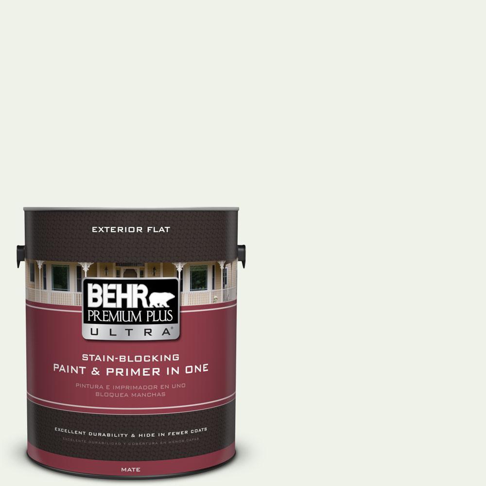 1-gal. #M370-1 Fresh Dew Flat Exterior Paint