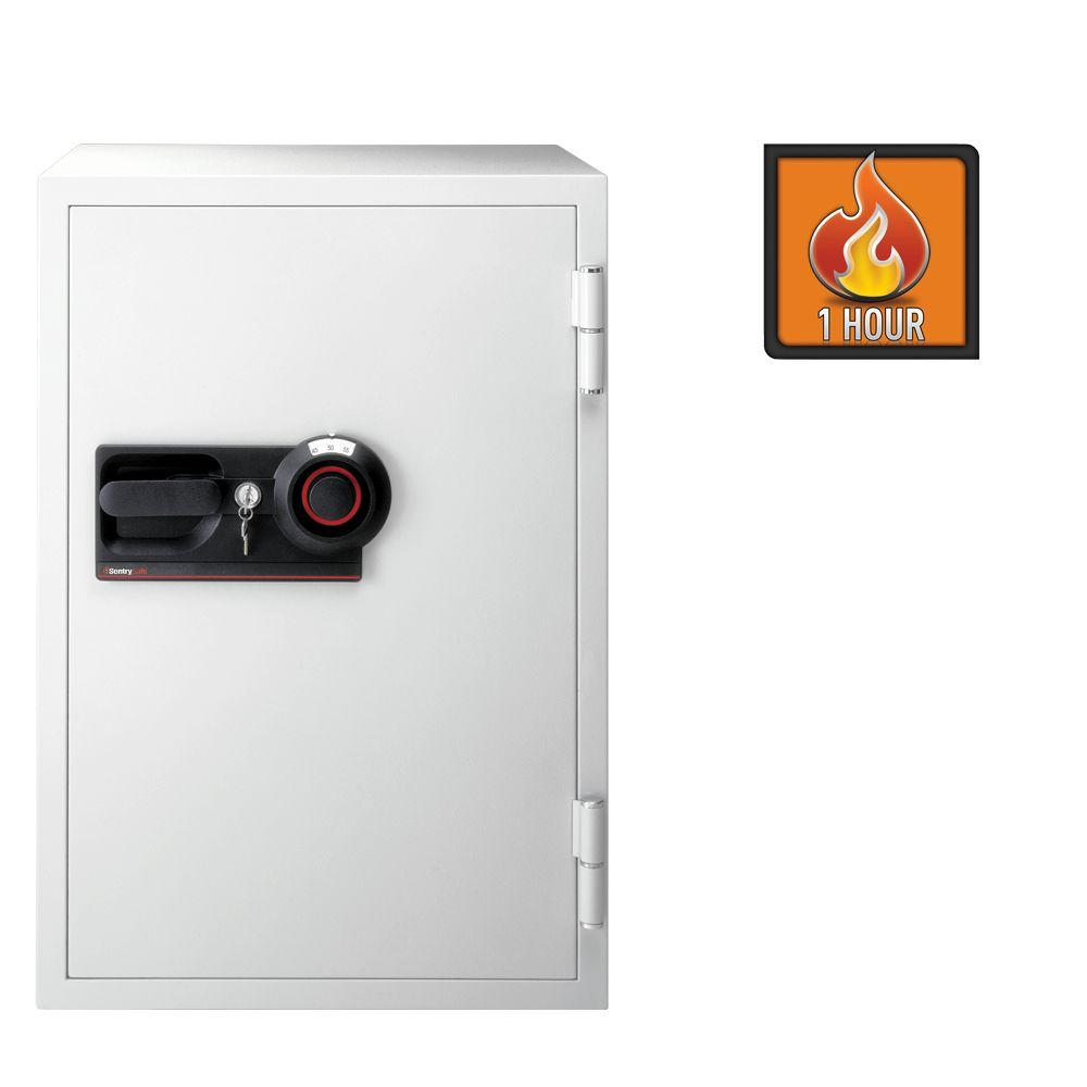 SentrySafe 4.6 cu. ft. Commercial Safe Fire-Safe with Combination Lock Safe