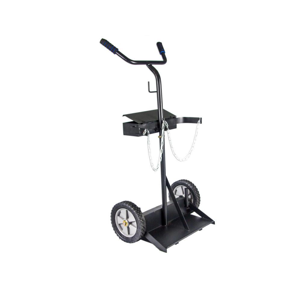 Dual Tank Cart Torch Cart Torch Tank Cart Oxy Acetylene Cart Welding Cart
