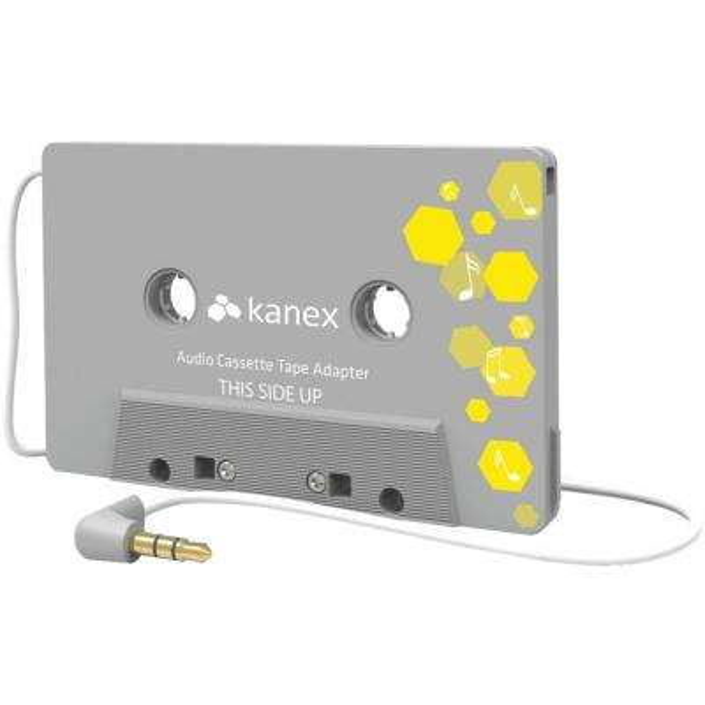 Car Audio Cassette Tape Adapter