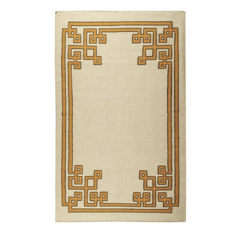 Home Decorators Collection Keys Natural 8 ft. x 11 ft. Area Rug