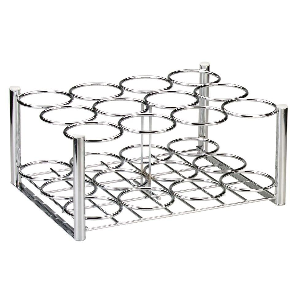 Drive Steel Oxygen 12 Cylinder Rack, M6 Cylinders Only