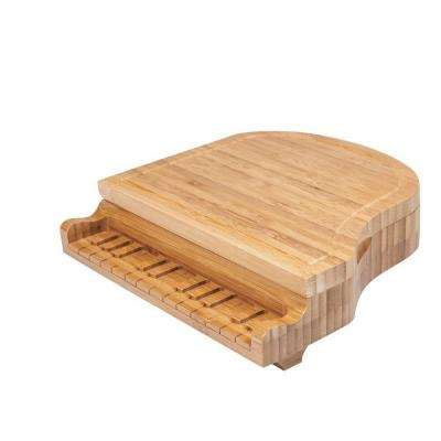 Piano Cheese Board and Tools Set