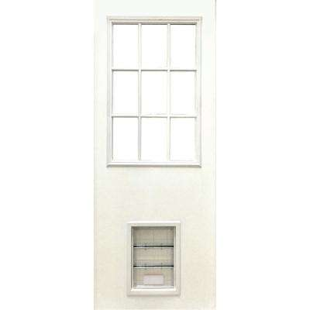 Pet Door Exterior Doors