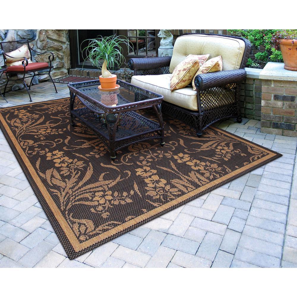8 x 8 water resistant outdoor rugs