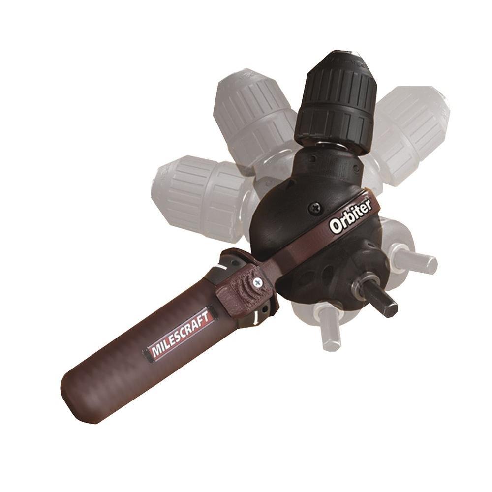 MILESCRAFT INC. 3/8 in. Drill Attachment